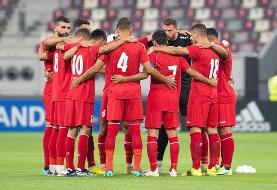 درخواست فدراسیون فوتبال لبنان: روز بازی با ایران تعطیل عمومی اعلام شود