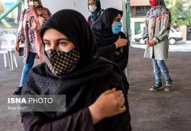 استقبال پایتخت نشینان از مراکز سیار شهرداری تهران