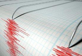 زلزله ۵ ریشتری یزدانشهر کرمان را لرزاند