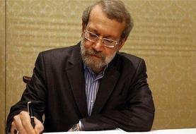 پس لرزه یک ادعای درباره کاندیداتوری لاریجانی در انتخابات ۱۴۰۰