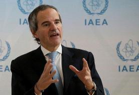 رافائل گروسی: آژانس در جریان غنیسازی ۶۰ درصد ایران بود