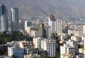 معاملات مسکن در تهران ۷۰ درصد کم شد