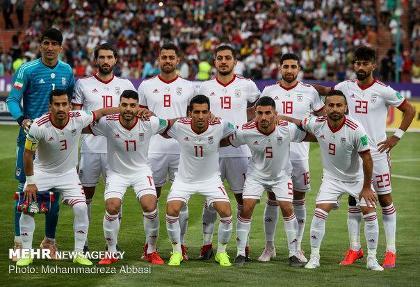 ساعت بازیهای تیم ملی ایران در گروه سوم انتخابی جام جهانی و جام ملت های آسیا مشخص شد