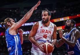 تیم ملی بسکتبال ایران دیدار افتتاحیه المپیک را بازی میکند