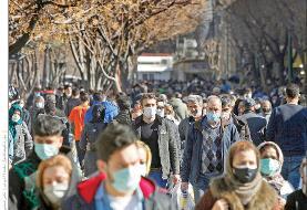 آمار روزانه جانباختگان کرونا در ایران سهرقمی شد | صعود تعداد مبتلایان