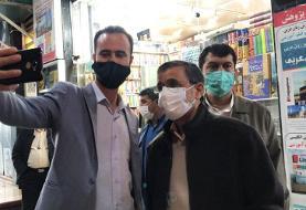 واکنش احمدی نژاد به «تعیین تکلیف» حداد عادل: «اینها مملکت را ارث پدرشان میدانند» (+ فیلم)