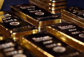 صعود ملایم قیمت طلای جهانی