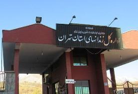 توضیحات سازمانزندان ها درباره درگذشت بهنام محجوبی