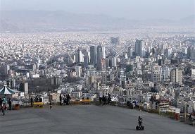 تورم مسکن در تهران، در پاییز امسال ۱۱۱ درصد شد