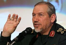 سرلشکر صفوی:مهمترین رسالت سپاه پاسداران ، کمک به عمق بخشی خارجی و دفاعی انقلاب اسلامی است