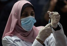 آغاز واکسیناسیون کرونا در نوار غزه با واکسن روسی