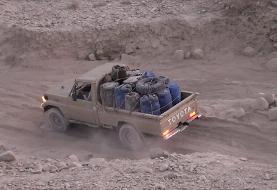 نقش سوخت بری در معیشت مرز نشینان استان سیستان و بلوچستان ایران