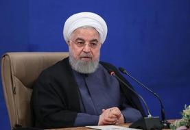 روحانی: اقدام فوری برای بازسازی مناطق آسیب دیده آغاز شود