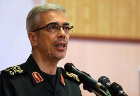 باقری چند کشور عربی را به همکاری در کشتن سلیمانی متهم کرد