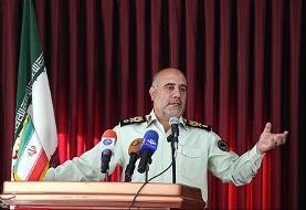 پلیس: دستگیری یک انتحاری در عوارضی تهران-قم