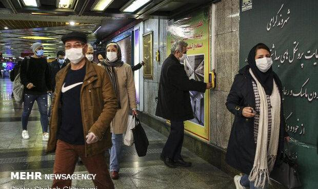 وضعیت شرکت بهره برداری متروی تهران در یک سال کرونایی