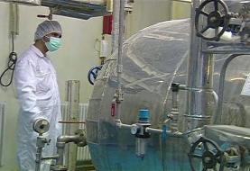 گزارش آژانس: ایران ذخایر اورانیوم ۲۰ درصدی خود را بیش از ۱۷ کیلوگرم ...