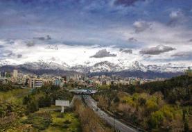 تهران در بهمن ماه امسال بهتر از ماه گذشته نفس کشید