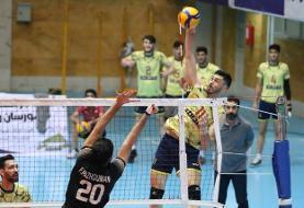 تندروان: الکی نیست که والیبال ایران در رده ۸ جهان قرار دارد/ شهنازی: بازی بعد را میبریم