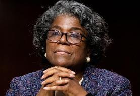 رای اعتماد کنگره به گزینه بایدن برای سازمان ملل/ یک زن رنگین پوست