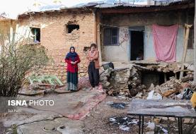 نظارت میدانی جمعی از نمایندگان مجلس از مناطق زلزله زده سی سخت