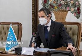 رافائل گروسی: توافق موقت آژانس با ایران «فرصت گرانبهایی» به دیپلماسی برای حفظ برجام داده است
