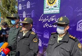 ریز به ریز عملیات دستگیری عامل انتحاری از زبان سردار رحیمی