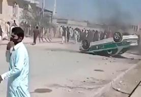 «ایران از افراد مسئول در تیراندازی سراوان بازخواست کند»