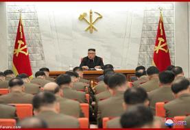 (تصاویر) دیدار کیم جونگ اون با نیروهای ارتش