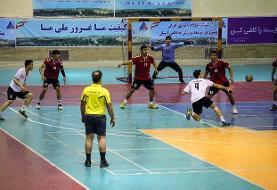 پایان تورنمنت هندبال بین المللی یزد/ هندبالیست های نوجوانان ایران در رده نخست