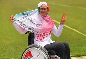 زهرا نعمتی و بتول مشرف جوادی نامزد دریافت جایزه کمیته بین المللی پارالمپیک شدند