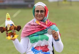 زهرا نعمتی نامزد دریافت جایزه کمیته بین المللی پارالمپیک شد