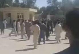 حمله با سلاح های سبک و نارنجک انداز به پاسگاه کورین زاهدان