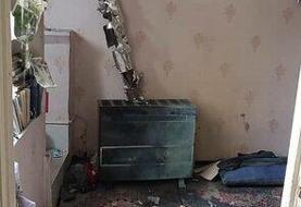 نخستین حادثه چهارشنبهسوری در مشهد/جراحت شدید ۲ نوجوان ترقهساز(+عکس)