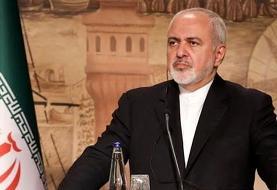 ظریف: آمریکا و تروئیکای اروپا علت کاهش تعهدات برجامی ایران را برطرف کنند