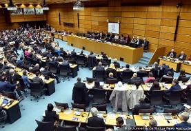 دولت آمریکا در پی افزایش فشار بر ایران در شورای حکام
