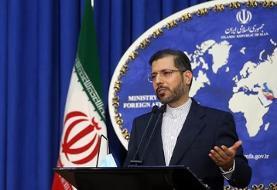 واکنش ایران به تحولات ارمنستان