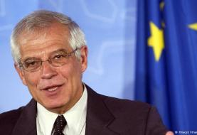 اتحادیه اروپا ایران را فراخواند از تصمیم هستهای خود بازگردد