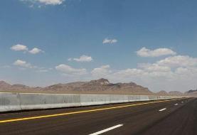 روحانی، بزرگراه آبیک- ورامین را افتتاح کرد
