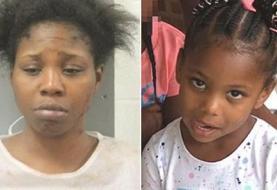 مادر بی رحم دختر ۵ ساله خود را ذبح کرد