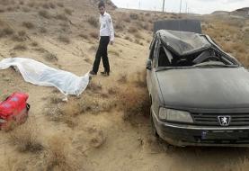 ۲ کشته و ۷ مصدوم در سوانح رانندگی کرمان
