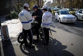 افزایش جریمه های رانندگی در ایران
