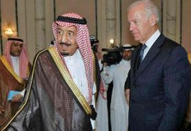 ایران از محورهای گفتوگوی تلفنی بایدن با پادشاه عربستان