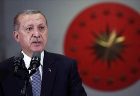 اردوغان: ۵۲  میلیون گرددشگر شاخص پیشرفت ترکیه است