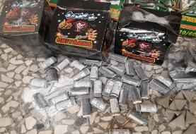 ۸۵ هزار انواع مواد محترقه در پایتخت