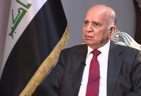 عراق سفر فواد حسین به تهران را تأیید کرد