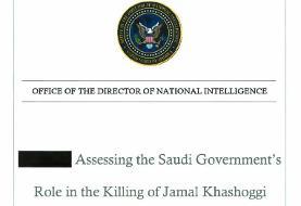 آمریکا نقش بن سلمان در قتل خاشقچی را تایید کرد