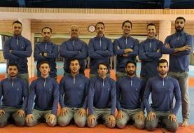 پایان مرحله هفتم اردوی تیم ملی کاراته