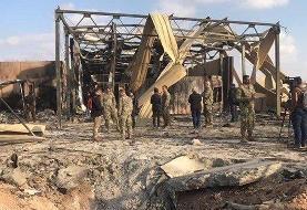 اعتراف فرمانده آمریکایی درباره قدرت حمله موشکی سپاه به عین الاسد