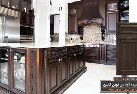 قیمت انواع کابینت آشپزخانه زیر نظر اتحادیه کابینت در نوین کابین